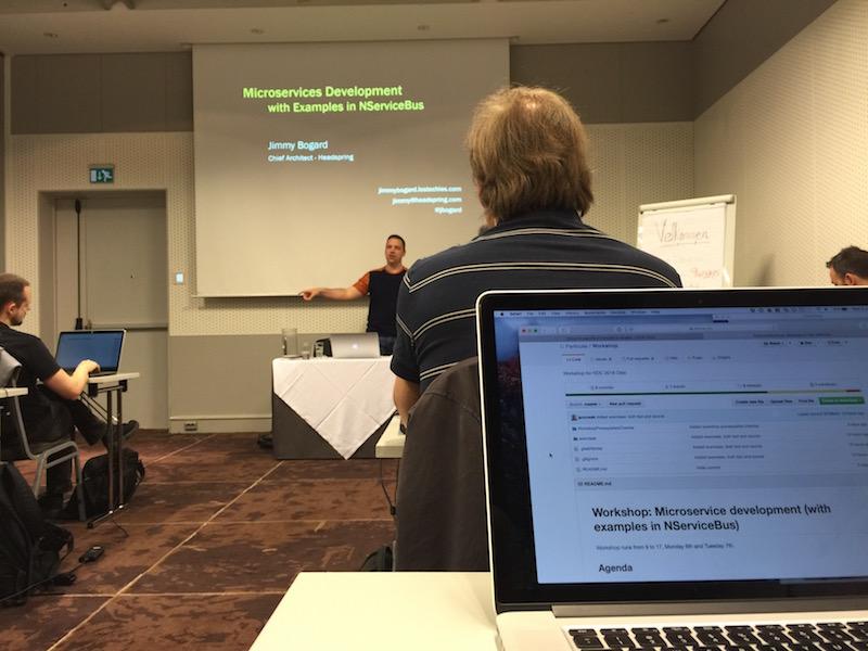 Microservices Development Workshop