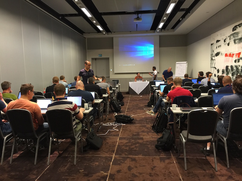 Microservices Development Workshop