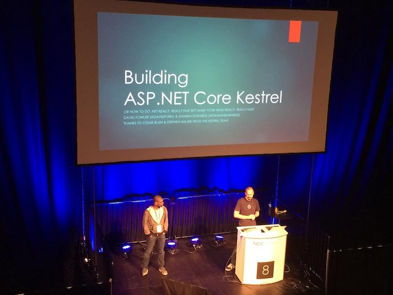 Kestrel Web Server