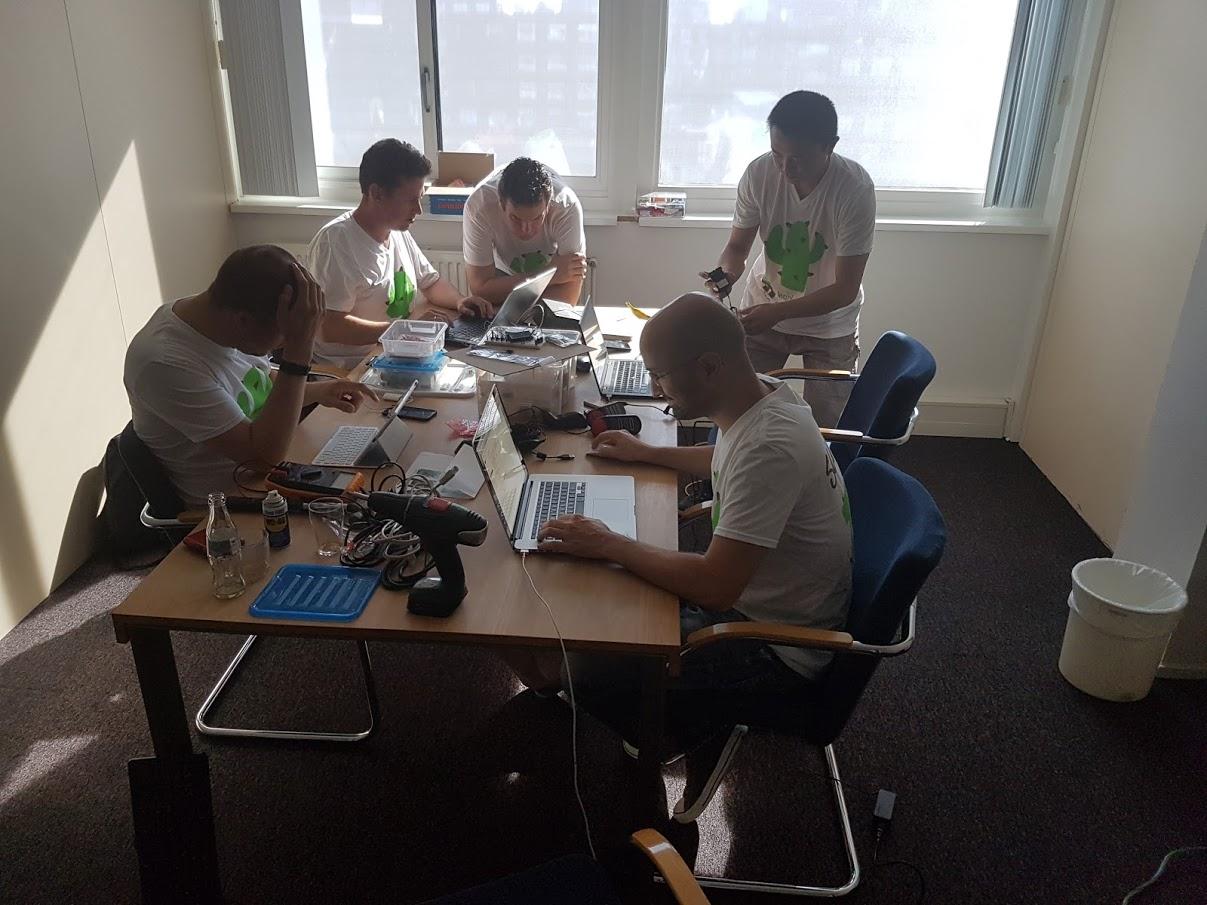 NIPO Software Hackathon - Team